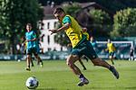 10.07.2019, Parkstadion, Zell am Ziller, AUT, TL Werder Bremen Zell am Ziller / Zillertal Tag 06<br /> <br /> im Bild<br /> Milot Rashica (Werder Bremen #07), <br /> <br /> Foto © nordphoto / Ewert
