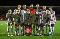 USWNT vs Scotland, November 13, 2018