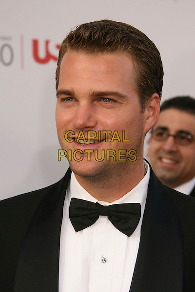 CHRIS O'DONNELL.35th AFI Life Achievement Award Honoring Al Pacino held at the Kodak Theatre, Hollywood, California, USA..June 7th, 2007.headshot portrait bow tie stubble facial hair .CAP/ADM/RE.©Russ Elliot/AdMedia/Capital Pictures