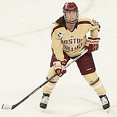 Ashley Motherwell (BC - 18) - The Boston College Eagles defeated the visiting University of Maine Black Bears 10-0 on Saturday, December 1, 2012, at Kelley Rink in Conte Forum in Chestnut Hill, Massachusetts.