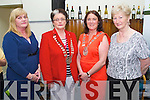 Pictured at the official launch of the gokerry.ie website on Friday in IT Tralee, from left: Siobhan Murphy (The Kerryman), Cllr Marie Gorman (Listowel Town Council), Grace O?Donnell (Mayor of Tralee) and Mairead Fernane (Tralee Town Council)..