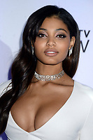 Danielle Herrington attends Sports Illustrated Swimsuit 2017 Launch Event at Center415 Event Space on February 16, 2017 in New York City.
