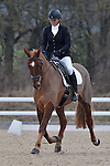 27/01/2017 - Class 7 - Medium 75 - Affiliated Dressage (BD) - Brook Farm training centre