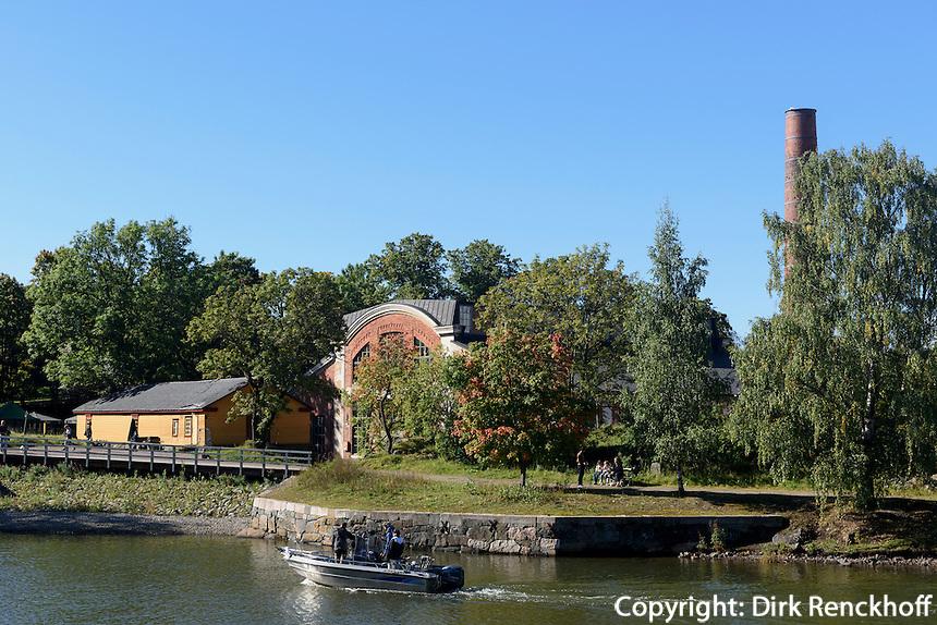 Festung Suomemlinna, Helsinki, Finnland, UNESCO-Weltkulturerbe