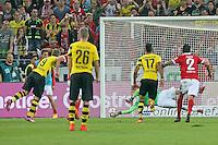 20.09.2014: 1. FSV Mainz 05 vs. Borussia Dortmund