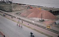 breakaway group: Jurgen Roelandts (BEL/Lotto-Soudal),  Kevyn Ista (BEL/WB Veranclassic - Aquality Protect) &amp; Jonas Rickaert (BEL/SportVlaanderen-Baloise)<br /> <br /> 2017 National Championships Belgium - Elite Men - Road Race (NC)<br /> 1 Day Race: Antwerpen &gt; Antwerpen (233km)