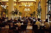 China, Hongkong-Kowloon, Peninsula-Hotel