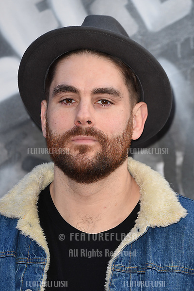 Kesi Dryden (Rudimental) at the European premiere for &quot;King Arthur: Legend of the Sword&quot; at the Cineworld Empire in London, UK. <br /> 10 May  2017<br /> Picture: Steve Vas/Featureflash/SilverHub 0208 004 5359 sales@silverhubmedia.com