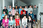 SPORTS: Taking part in the International Childrens Games in Reykjavik, Iceland, on June 20th to 25th 07 are Deirdre Lawlor, Ciaran Crowley, Avril Peevers, Ailbhe Courtney, Jamie Byrne, Katie Rogers, Stephen Walshe, Danny O'Connor, Shane Callaghan, Kieran O'Mahony, Lawrence Bastible, Sean OReilly, Anthony McDonnell, Aaron O'Connor, Diarmuid Lee, Bill Mullins and Tutors Carmel Quilter O'Neill and Siobhan Ni Nuallain..