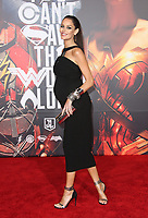LOS ANGELES, CA - NOVEMBER 13: Nicole Trunfio, at the Justice League film Premiere on November 13, 2017 at the Dolby Theatre in Los Angeles, California. Credit: Faye Sadou/MediaPunch /NortePhoto.com
