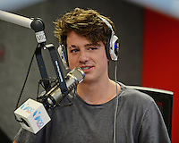 FORT LAUDERDALE, FL - OCTOBER 04: Charlie Puth visits Radio Station Y-100 on October 4, 2016 in Fort Lauderdale, Florida. Photo by MPi04 / MediaPunch