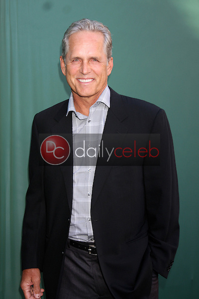 LOS ANGELES - JUL 8:  Gregory Harrison at the Crown Media Networks July 2014 TCA Party at the Private Estate on July 8, 2014 in Beverly Hills, CA