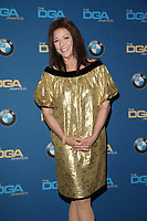 BEVERLY HILLS, CA - FEBRUARY 3: Catherine Keener  in the press room at the 70th Annual Directors Guild of America Awards (DGA, DGAs),  at The Beverly Hilton Hotel in Beverly Hills, California on February 3, 2018.  <br /> CAP/MPI/FS<br /> &copy;FS/Capital Pictures