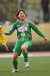Miharu Kobayashi (Beleza), .MARCH 23, 2013 - Football /Soccer : .Plenus Nadeshiko League 2013 .between NTV Beleza 2-0 FC Kibikokusaidaigaku Charme .at Ajinomoto Stadium West Field, Tokyo, Japan. .(Photo by YUTAKA/AFLO SPORT) [1040]