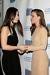 LOS ANGELES - DEC 4: Hailee Steinfeld, Hilary Swank at The Actors Fund's Looking Ahead Awards at the Taglyan Complex on December 4, 2014 in Los Angeles, California