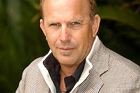 """KEVIN COSTNER.Photocall for """"Modern West"""", Kevin Costner band, Hotel De Russie, Rome, Italy..October 24th, 2007.headshot portrait .CAP/CAV.©Luca Cavallari/Capital Pictures."""