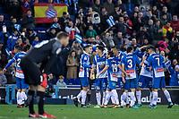2017.12.22 La Liga RCD Espanyol VS Atletico de Madrid