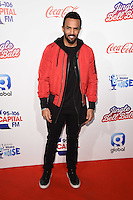 Craig David<br /> at the Jingle Bell Ball 2016, O2 Arena, Greenwich, London.<br /> <br /> <br /> ©Ash Knotek  D3208  03/12/2016