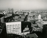 1959 October 5..Redevelopment.Downtown North (R-8)..Downtown Progress..North View from VNB Building  POV#3..HAYCOX PHOTORAMIC INC..NEG# C-59-5-16.NRHA#..