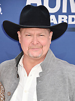 LAS VEGAS, CA - APRIL 07: Tracy Lawrence attends the 54th Academy Of Country Music Awards at MGM Grand Hotel &amp; Casino on April 07, 2019 in Las Vegas, Nevada.<br /> CAP/ROT/TM<br /> &copy;TM/ROT/Capital Pictures