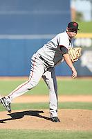 Daniel Turpen - Scottsdale Scorpions, 2009 Arizona Fall League.Photo by:  Bill Mitchell/Four Seam Images..
