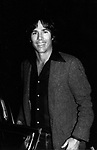 Richard Hatch  attends a Broadway Show on April 2, 1981 in New York City.