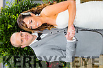 David Hurley, and Christina Gray celebrate at an after party at Fels Point Hotel on Saturday  they were married in Las Vegas on 22nd of September.