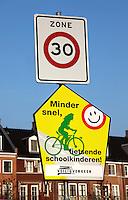 Matig snelheid voor kinderen