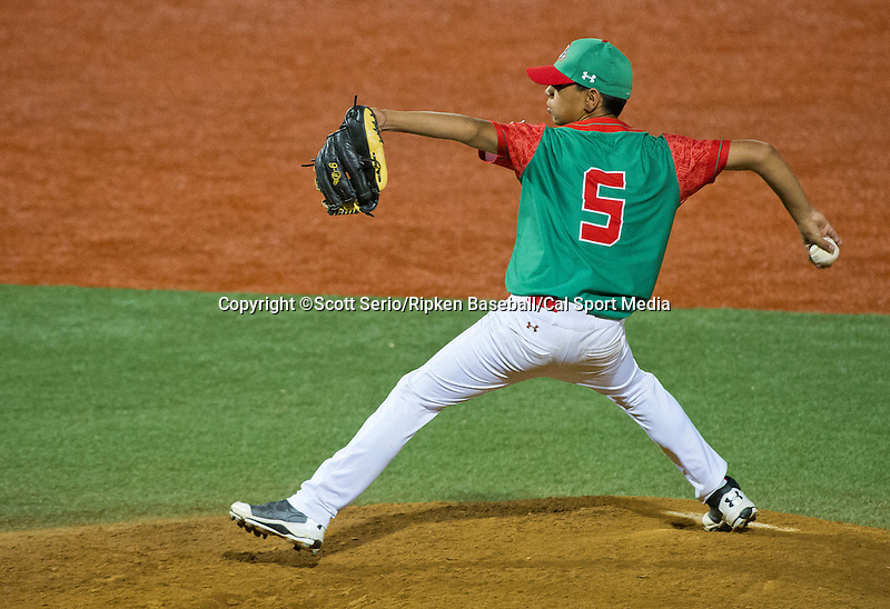 August 14, 2014: Scott Serio/Ripken Baseball/CSM