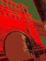 Brooklyn Bridge Arch