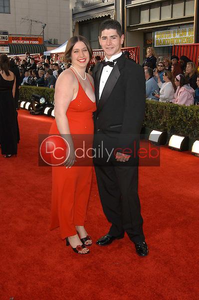 Michael Fishman and Jenny