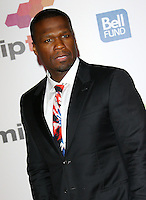 50 CENTS attends the MipTV Red Carpet, at the Martinez hotel - Cannes