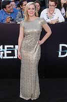 """WESTWOOD, LOS ANGELES, CA, USA - MARCH 18: Kristen Quintrall at the World Premiere Of Summit Entertainment's """"Divergent"""" held at the Regency Bruin Theatre on March 18, 2014 in Westwood, Los Angeles, California, United States. (Photo by Xavier Collin/Celebrity Monitor)"""