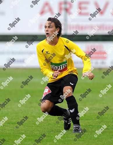 2013-08-17 / Voetbal / seizoen 2013-2014 / Dessel Sport - Zwarte Leeuw / Stef Daemen<br /><br />Foto: Mpics.be