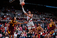 Stanford Basketball M vs Arizona State, January 12, 2019