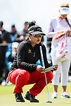 Thidapa Suwannapura. McKayson NZ Women's Golf Open, Round Three, Windross Farm Golf Course, Manukau, Auckland, New Zealand, Saturday 30 September 2017.  Photo: Simon Watts/www.bwmedia.co.nz