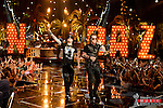 LOS ANGELES, CA - MARCH 29:  Singers Brian Kelley (L) and Tyler Hubbard of Florida Georgia Line perform onstage during the 2015 iHeartRadio Music Awards which broadcasted live on NBC from The Shrine Auditorium on March 29, 2015 in Los Angeles, California.  (Photo by Kevin Winter/Getty Images for iHeartMedia) *** Local Caption *** Brian Kelley, Tyler Hubbard
