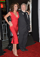 Producers Ridley Scott &amp; Giannina Facio at the premiere of their movie &quot;Concussion&quot;, part of the AFI FEST 2015, at the TCL Chinese Theatre, Hollywood.<br /> November 10, 2015  Los Angeles, CA<br /> Picture: Paul Smith / Featureflash