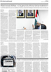 Le Monde, France - February 22, 2010