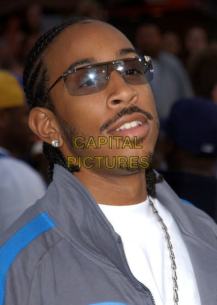 LUDACRIS.The '2 Fast 2 Furious' LA Premiere held at Universal City Walk..www.capitalpictures.com.sales@capitalpictures.com.©Capital Pictures.moustache, beard