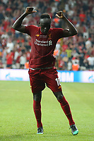 Sadio Mane of Liverpool during the UEFA SUPERCUP match between Liverpool and Chelsea at Vodafone Park in Istanbul , Turkey on August 14 , 2019. PUBLICATIONxNOTxINxTUR<br /> Foto Imago/Insidefoto