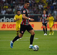 Andre Silva (Eintracht Frankfurt)3 - 22.09.2019: Eintracht Frankfurt vs. Borussia Dortmund, Commerzbank Arena, 5. Spieltag<br /> DISCLAIMER: DFL regulations prohibit any use of photographs as image sequences and/or quasi-video.