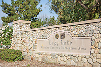 Legg Lake Park at Whittier Narrows Recreation Area in South El Monte