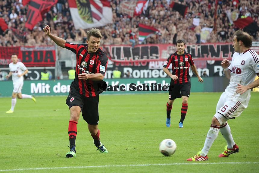 Alex Meier (Eintracht) - Eintracht Frankfurt vs. 1. FC Nuernberg,