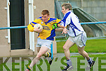 Kerins O'Rahilly's Jack Nolan and St Senans Sean Weir.
