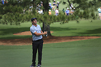 Bryson DeChambeau (USA) on the 7th fairway during the 2nd round at the The Masters , Augusta National, Augusta, Georgia, USA. 12/04/2019.<br /> Picture Fran Caffrey / Golffile.ie<br /> <br /> All photo usage must carry mandatory copyright credit (© Golffile | Fran Caffrey)