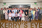 Good Luck - Family and friends of Pat McKenna from Leith, seated centre, gathered in The Ballyroe Heights Hotel on Friday night to celebrate his retirement after 46 years with the ESB. ...................................................................................................... ........................   Copyright Kerry's Eye 2008