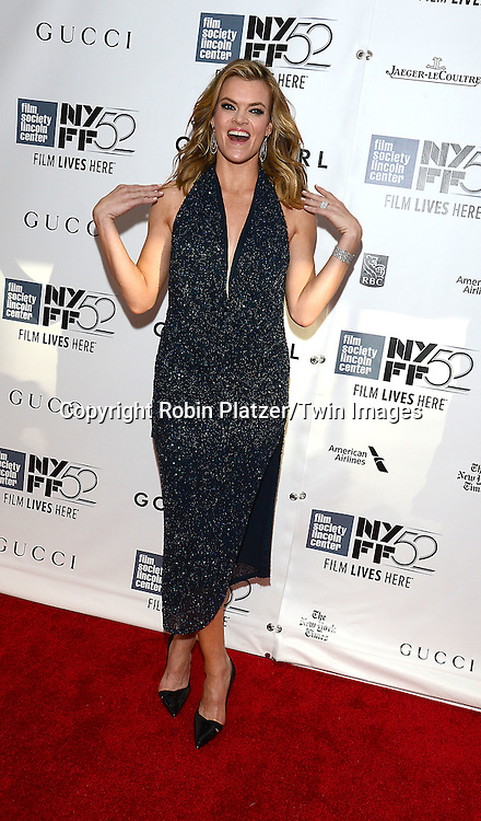 Missi Pyle attends the &quot;Gone Girl&quot; premiere at the opening night of The New York Film Festival  on September 26, 2014 at Alice Tully Hall in New York City. <br /> <br /> photo by Robin Platzer/Twin Images<br />  <br /> phone number 212-935-0770