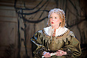 The City Madam by Philip Massinger. A Royal Shakespeare Company Production directed by Dominic Hill. With Sara Crowe as Lady Frugal,Opens at The SwanTheatre  ,Stratford Upon Avon on 10/5/11  CREDIT Geraint Lewis