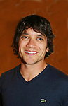 Dominic Zamprogna - General Hospital actor came to Uncle Vinny's/Ferraras at the Crown Plaza in Trevose, Pennsylvania on April 232 2010 to see fans with a q & a and autographs and taking of photos. (Photo by Sue Coflin/Max Photos0